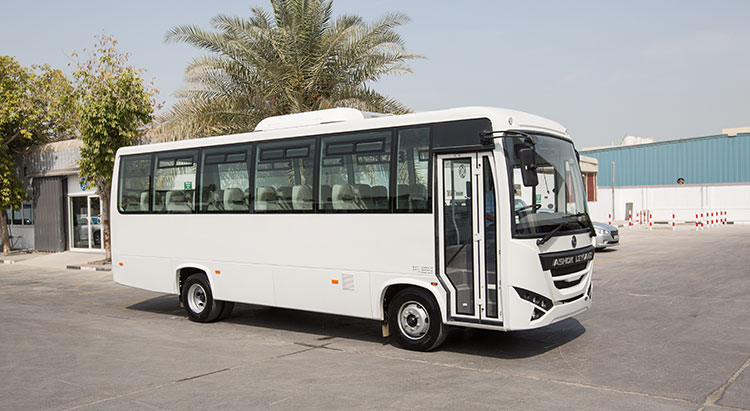 Al Naboodah vehicles - Oyster Staff